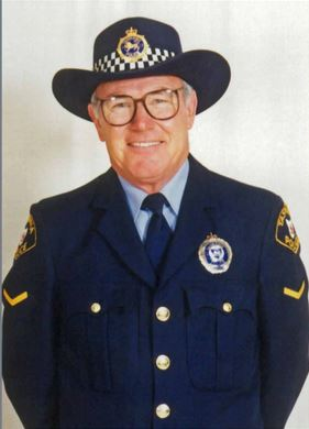 Terence Alick PLUNKETT 1 - TasPol - Died Jan 2016