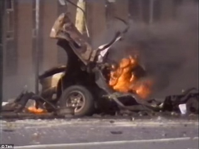 The car bomb did not explode as planned, and could have been a lot more devastating, police say