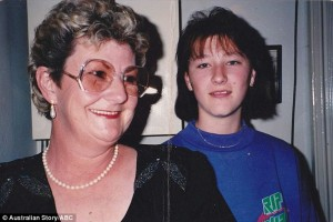 In 1992 Prue Bird (pictured), the grandaughter of Paul and Julie (pictured) Hetzel known accomplices of Minogue went missing, child killer Leslie Camilleri came forward 17 years later