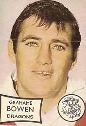 Grahame BOWEN 1 - NSWPF - Died 29 Mar 2016