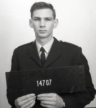 Kevin John LAUBE - VicPol - Died 3 Mar 1976