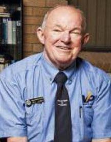 William - Bill - JAMES 2 - VIP - Lake Illawarra - died 2 Mar 2016