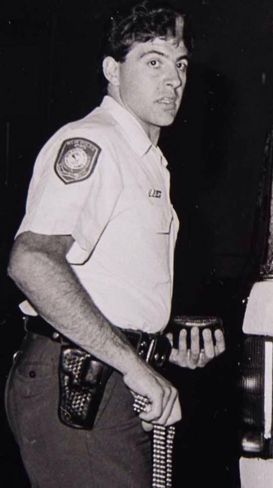 Steve Inglese - NSWPF - Died