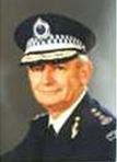 Anthony Raymond LAUER - NSWPF - Commissioner 1991 - 1996