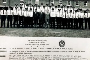 Cadets - Class 10 / 1972