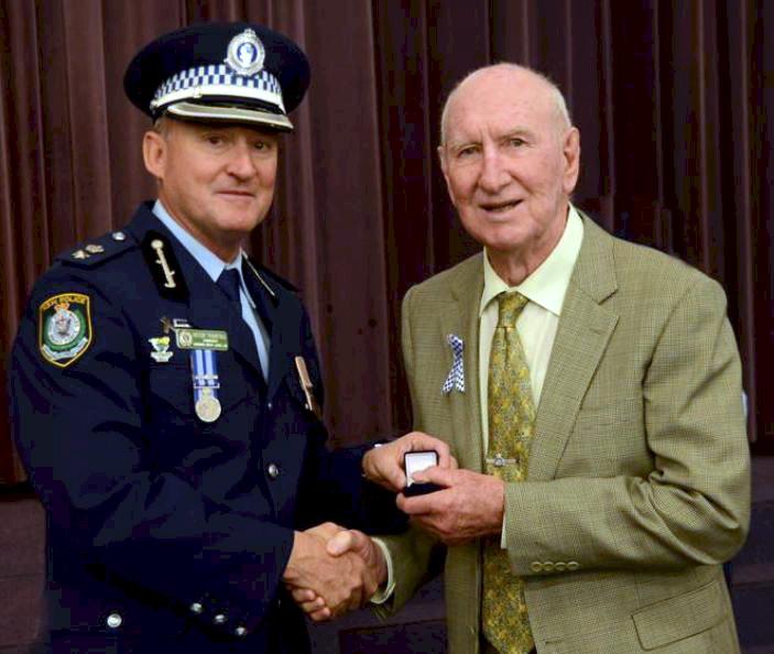 Cecil Ernest Patrick Maloney Australian Police