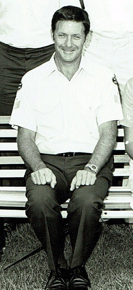 I commenced training as a Junior Trainee at Redfern Academy on 12 January, 1981. My training Sergeant was Sgt Jim Walton. I have cropped a picture from my class photo. I will always remember my introduction to the NSW Police as a positive and welcoming experience. First impressions DO count. R.I.P. Sergeant Walton.