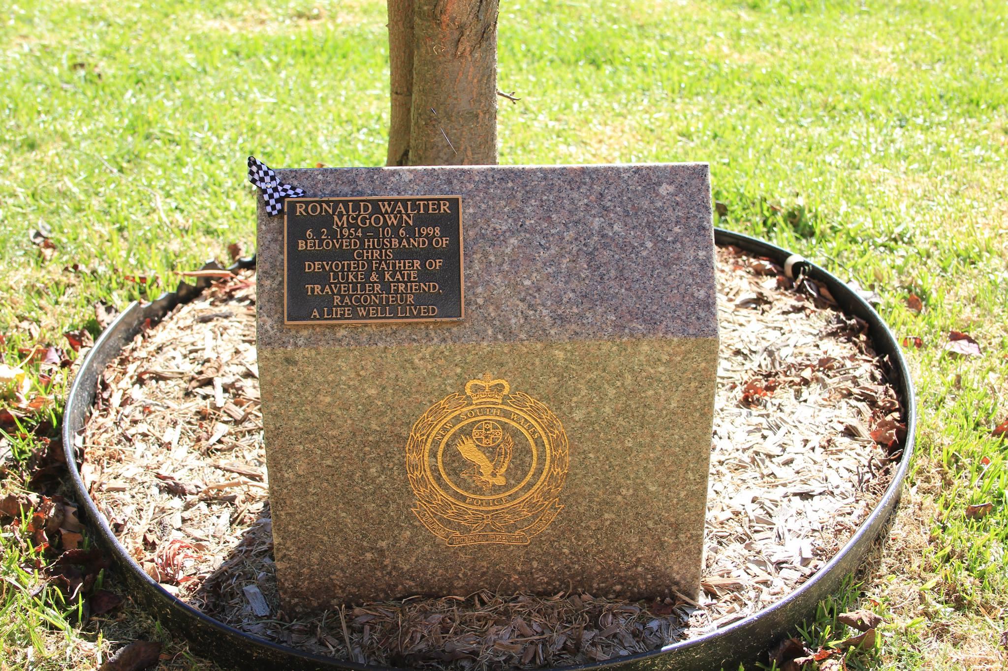 Located at Leura Memorial Gardens