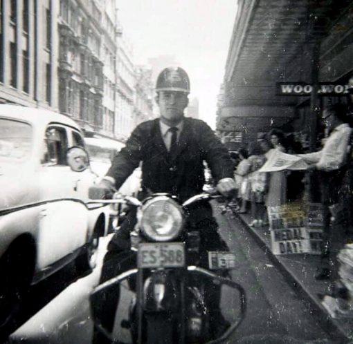 Alan Rugless, circa 1960.