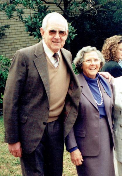 John & Retta in 2005
