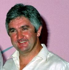31 OCTOBER 1987.<br /> BERNIE 'DEPUTY' DOYLE.<br />