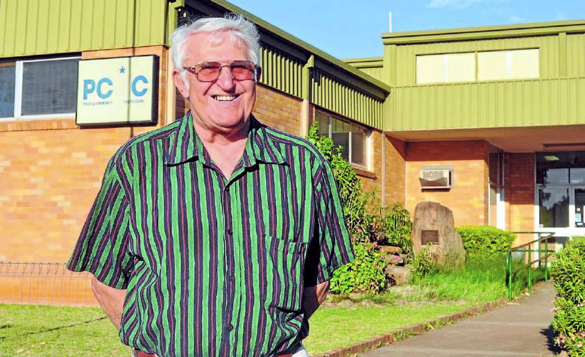 VALE: Former Gunnedah man Denis Dack to be remembered for his community spirit. He helped organise and returned to Gunnedah for the PCYC's reunion