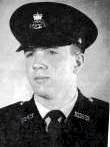 Police Cadet photo - 1960