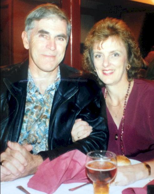 Bob & his Wife