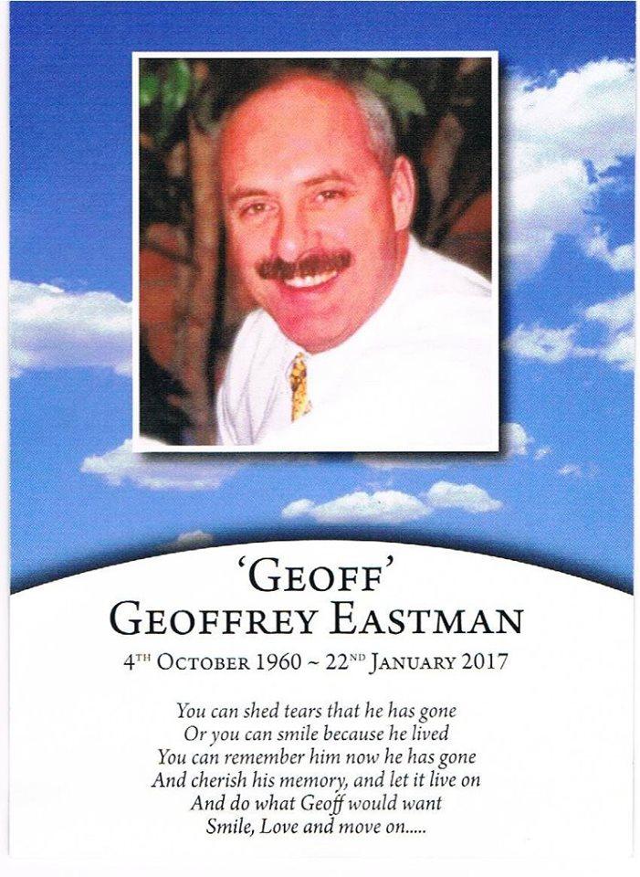 Geoff EASTMAN