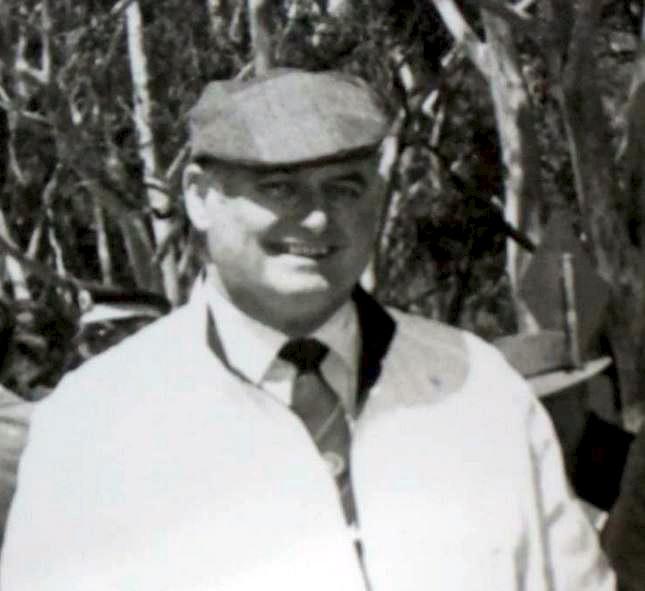 Clifford Mason McHARDY<