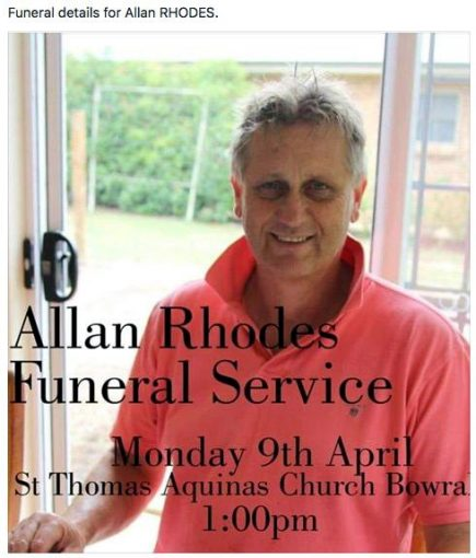 Allan Henry RHODES