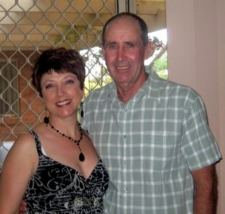Sharon & Desmond Bruce RESTALL
