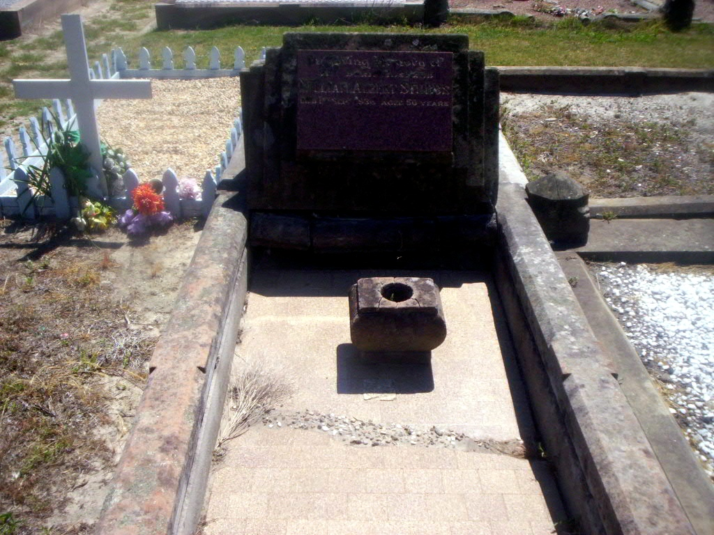 William Albert STUBBS grave