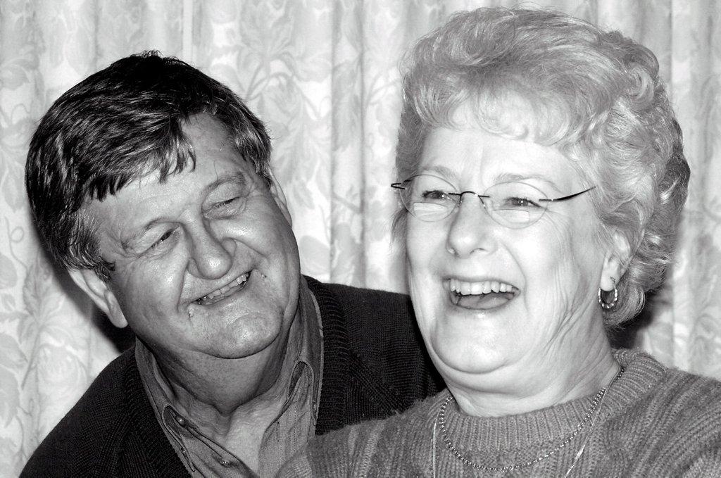Robert JACKSON & Sheila JACKSON