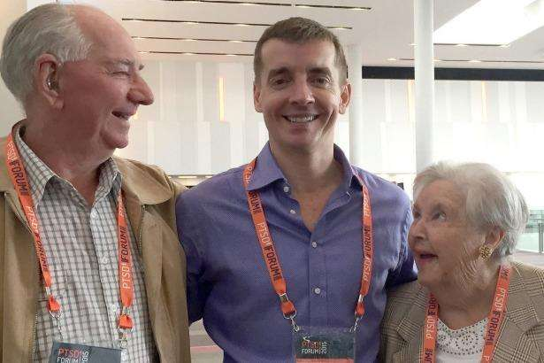 © AAP Green with his supportive parents Alan and Eileen. His mother died two years ago.