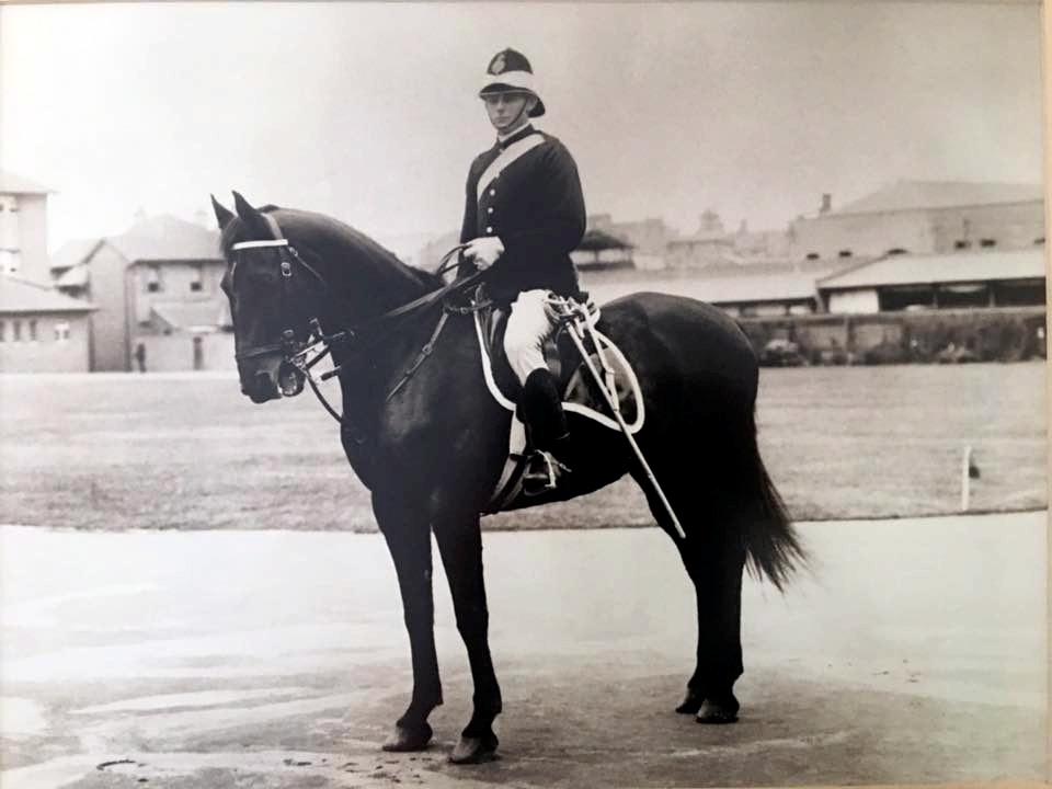https://www.australianpolice.com.au/peter-michael-dunne/<br /> OLD SYDNEY ALBUM FB GROUP<br /> Nerida Walters<br /> October 3, 2016 · Maroubra<br /> This is my great grandfather, Peter Dunne, who served with the Mounted Police. The photo was taken at the Baptist Street Redfern stables in 1908.<br /> Photo from our family collection.<br />