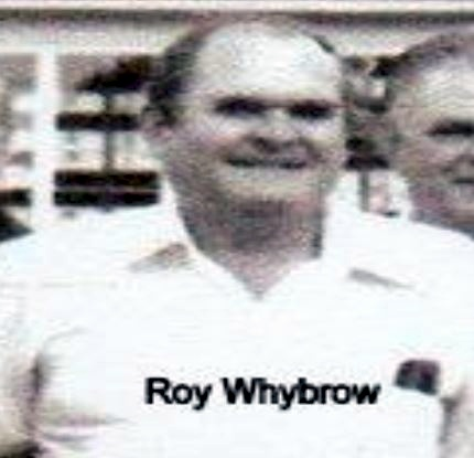 Roy Albert WHYBROW