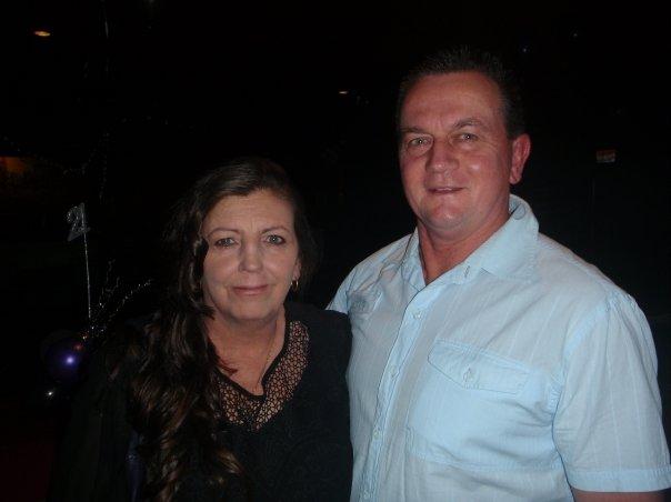 Amanda & Col STEVENSON
