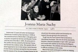 Joanna Maria SUCHY