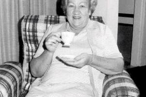 Madge WELBY
