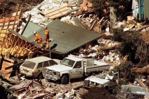 Charlie Sanderson, Thredbo Landslide 1997