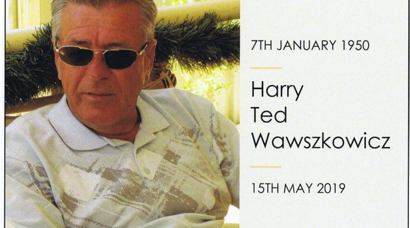 Harry WAWSZKOWIC