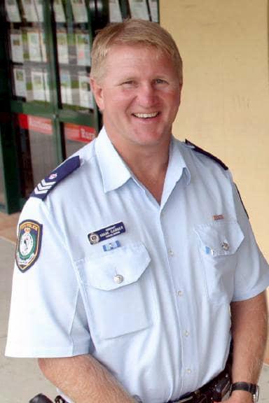 Mark Garner in 2004