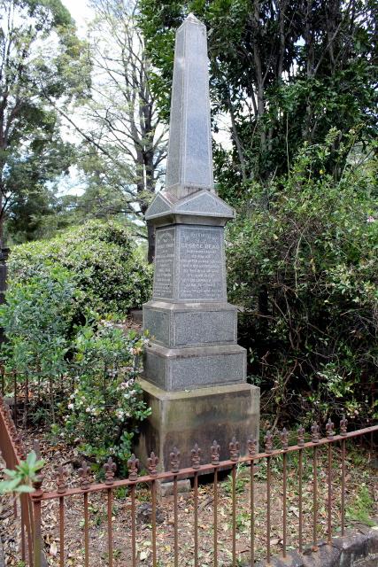 George READ - Grave