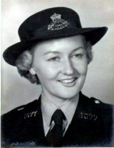 Mrs Cecil SHAW