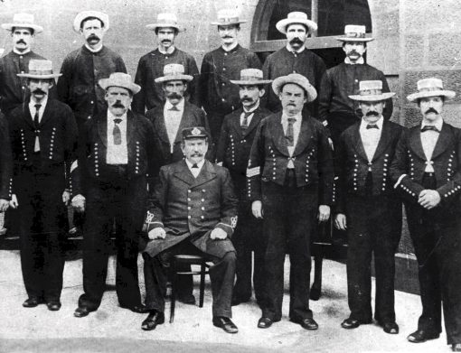 Sydney Water Police 1900