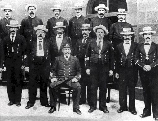 Sydney Water Police 1900