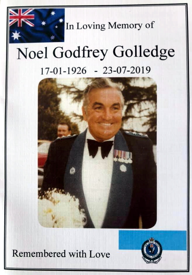 Noel Godfrey GOLLEDGE