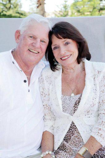 Eric & Shirley Stubbs - 2012