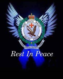 NSWPF - RIP CREST