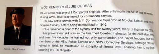 Australian Commando Association (NSW) Inc · June 27 · So passes a great Australian.