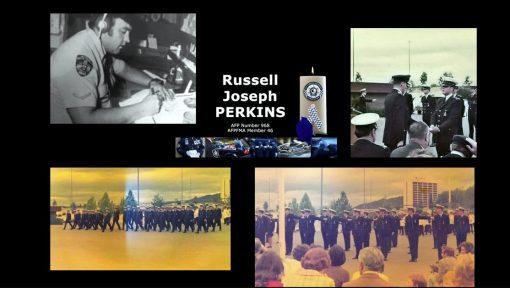 Russell Joseph PERKINS