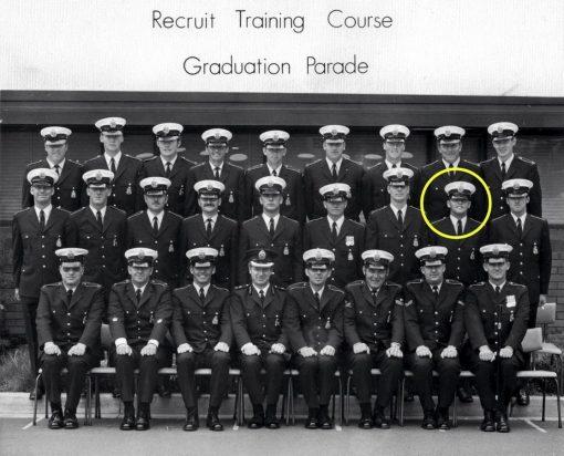 Graduation Day - Class 3/1974