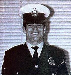 Terence Charles Calov DALTON - TasPol member