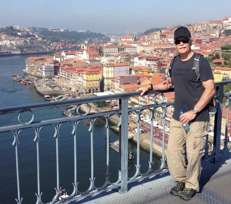 Walking Camino Portugual - 1 Oct 2015