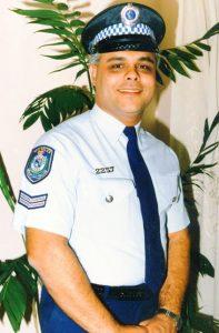 Senior Constable Nabil Elias