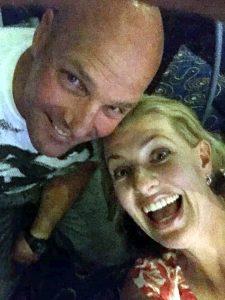 Paul THORN & Danielle Williams