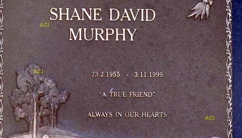 Shane David MURPHY