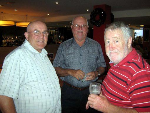 Macca, Geoff Green & Owl