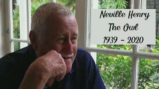 Neville Henry HENRY